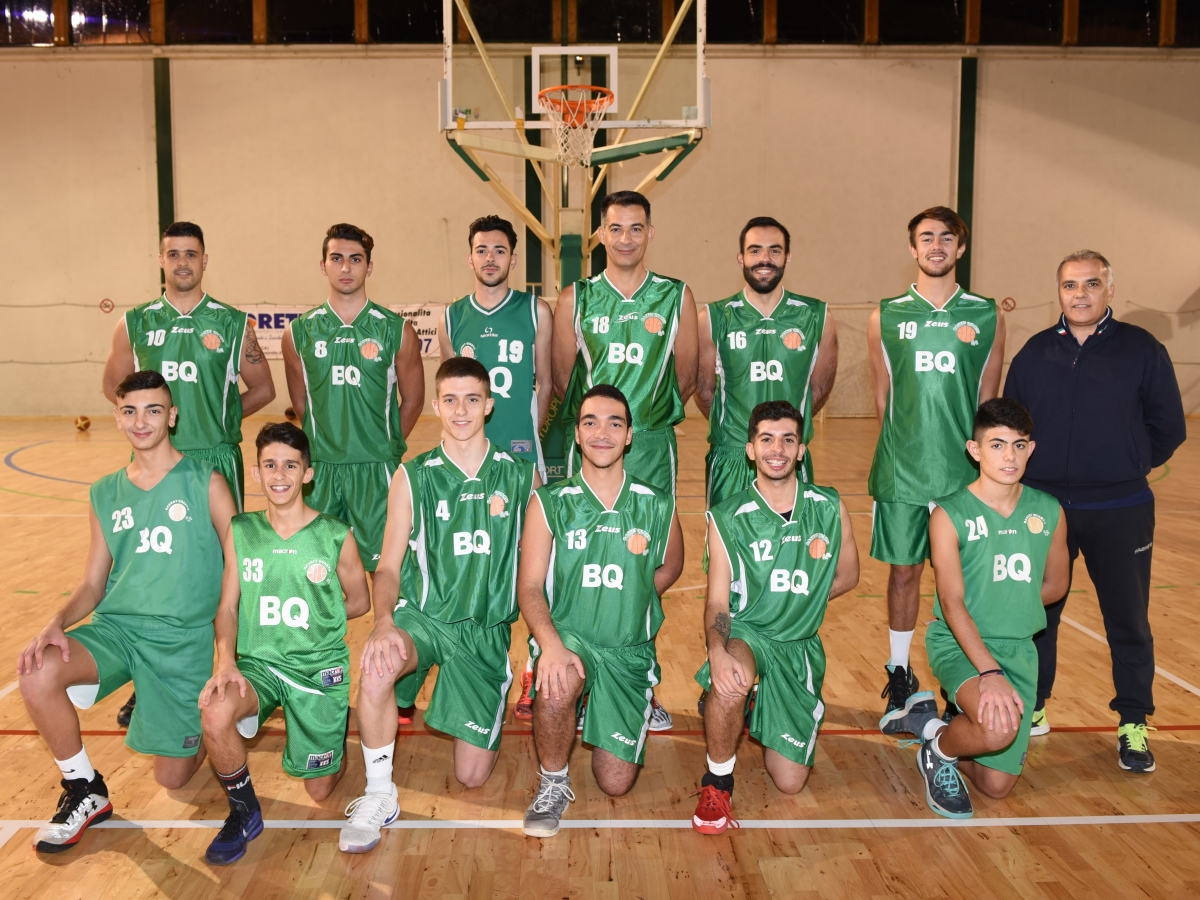 Serie D Maschile - Basket Quartu