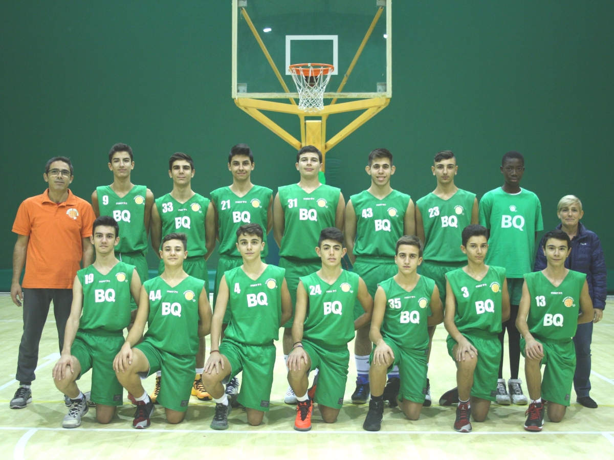 Under 16 Maschile - Basket Quartu